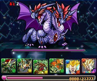 ドラゴンゾンビ3F